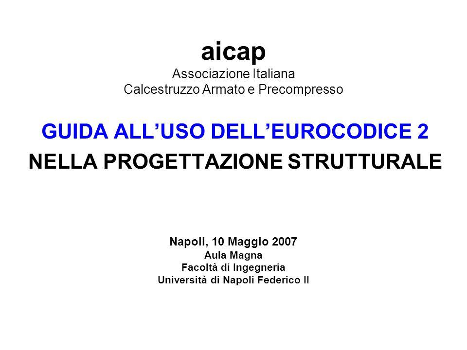 aicap Associazione Italiana Calcestruzzo Armato e Precompresso