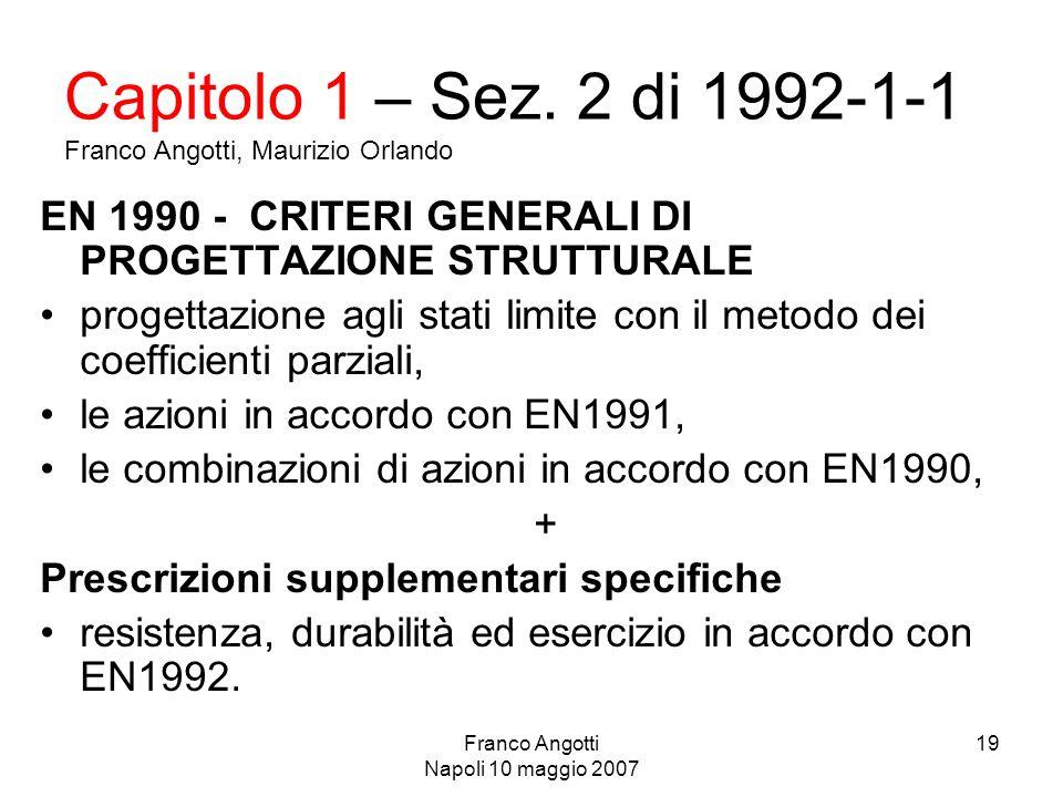 Capitolo 1 – Sez. 2 di 1992-1-1 Franco Angotti, Maurizio Orlando