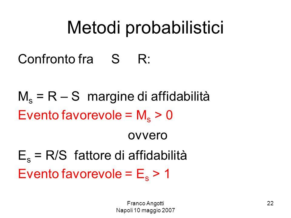 Metodi probabilistici