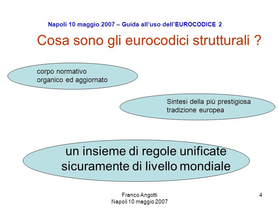 Cosa sono gli eurocodici strutturali