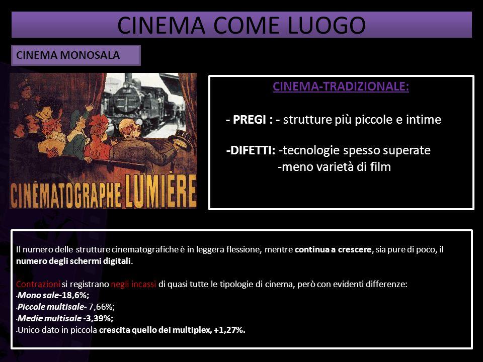 CINEMA-TRADIZIONALE: