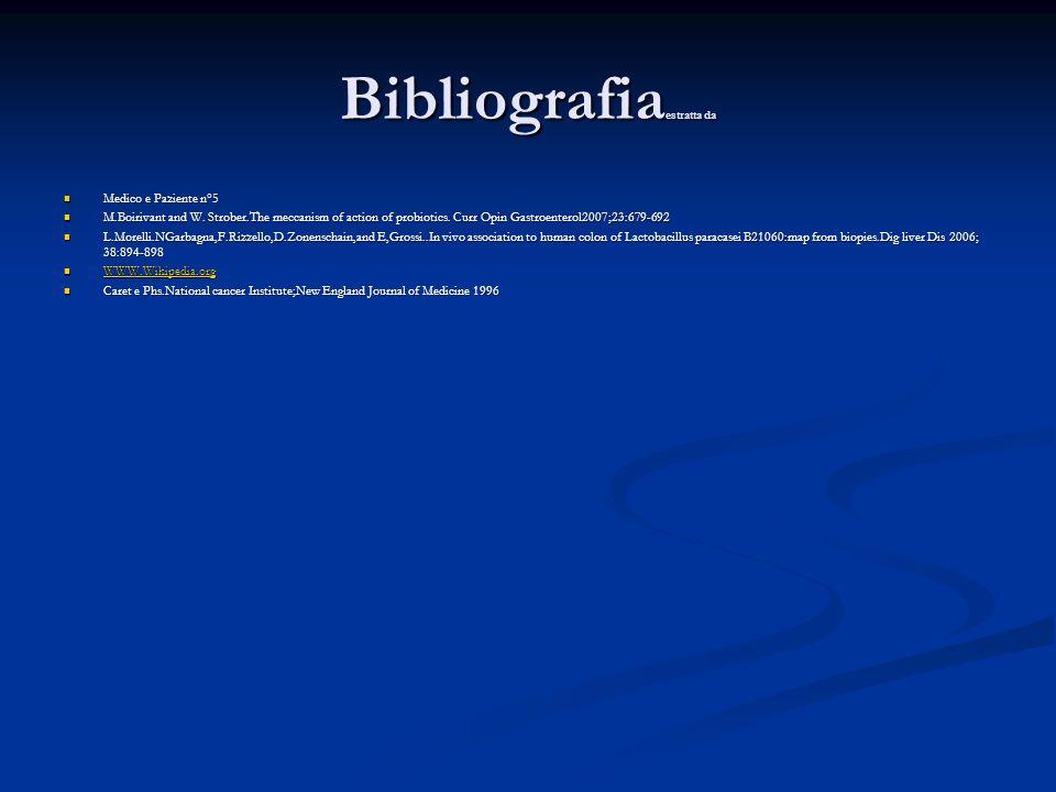 Bibliografiaestratta da