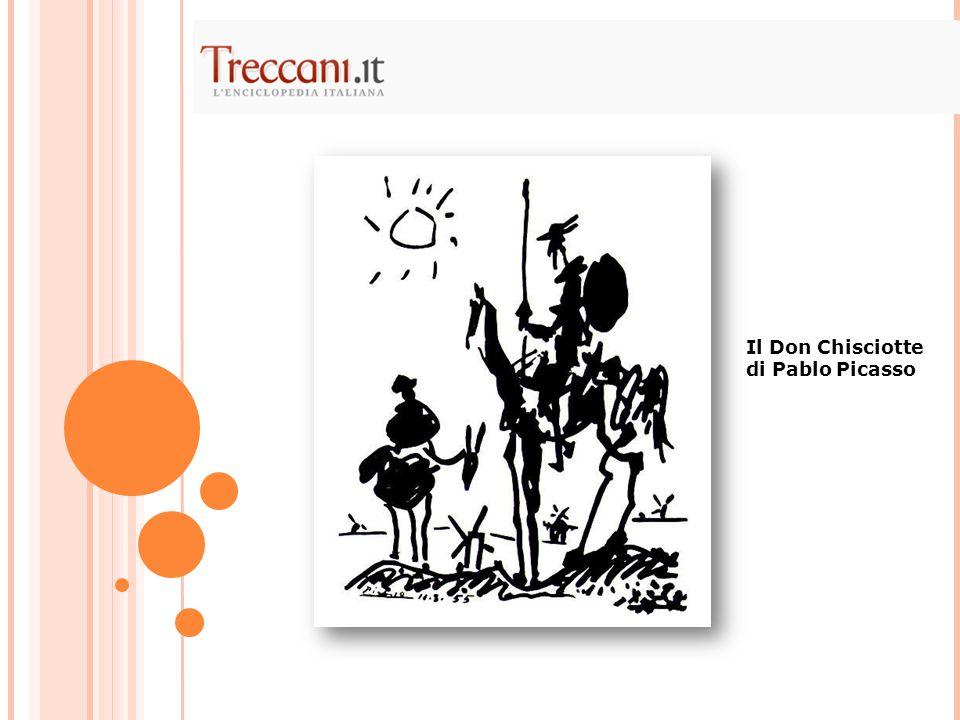 Il Don Chisciotte di Pablo Picasso