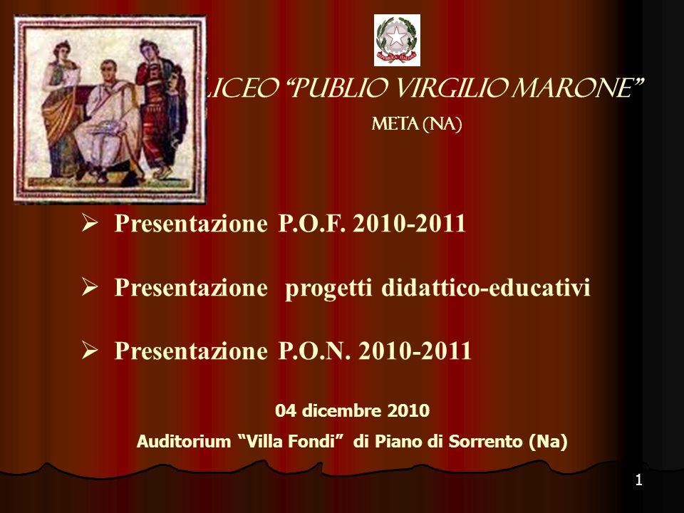 Liceo Publio Virgilio Marone