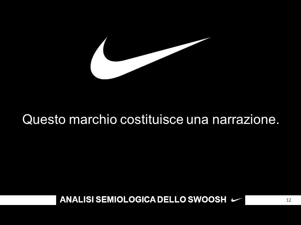 ANALISI SEMIOLOGICA DELLO SWOOSH