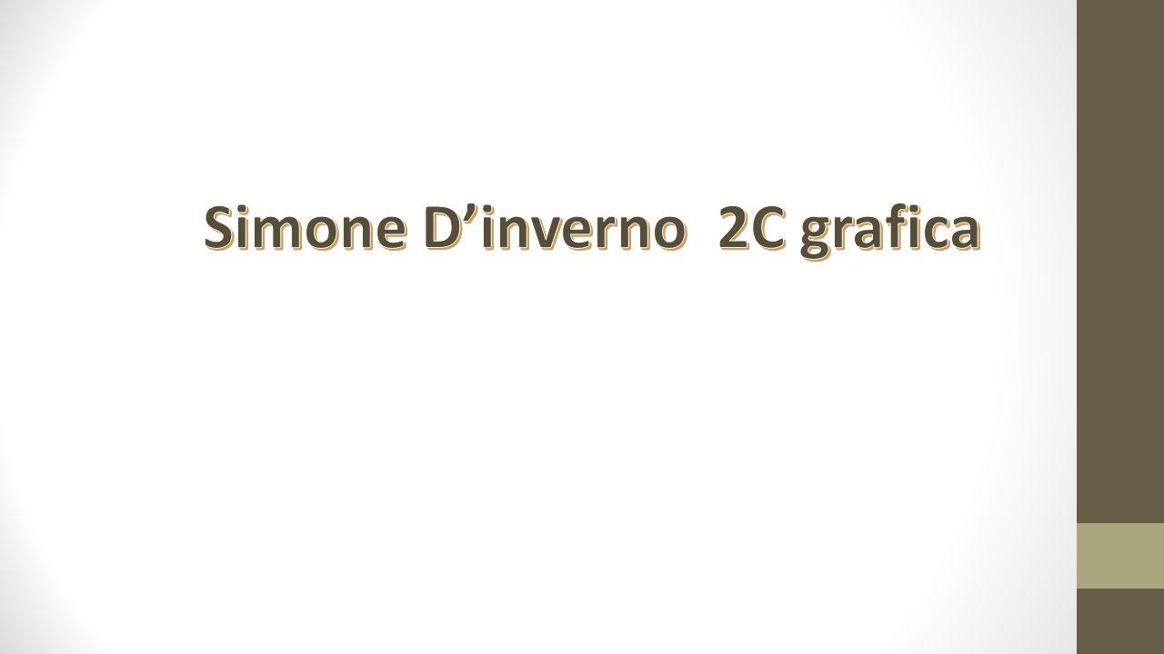 Simone D'inverno 2C grafica