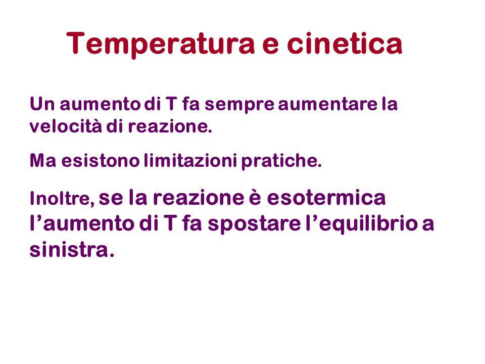 Temperatura e cinetica