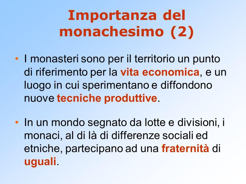 Importanza del monachesimo (2)