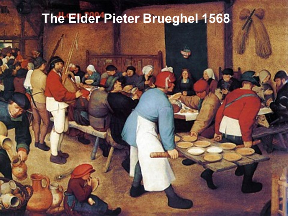 The Elder Pieter Brueghel 1568