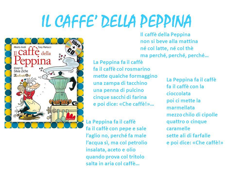 IL CAFFE' DELLA PEPPINA