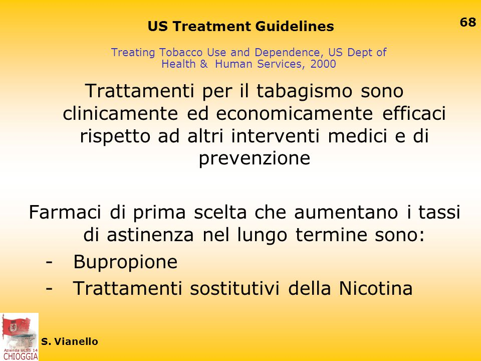 US Treatment Guidelines