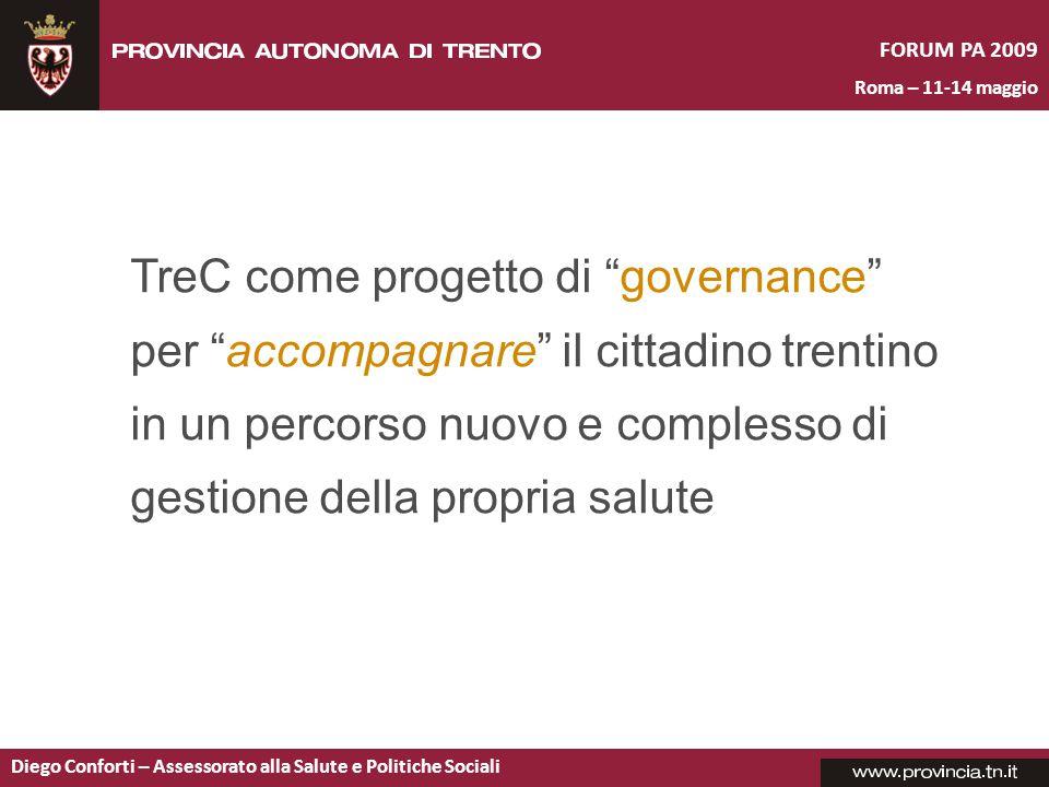TreC come progetto di governance
