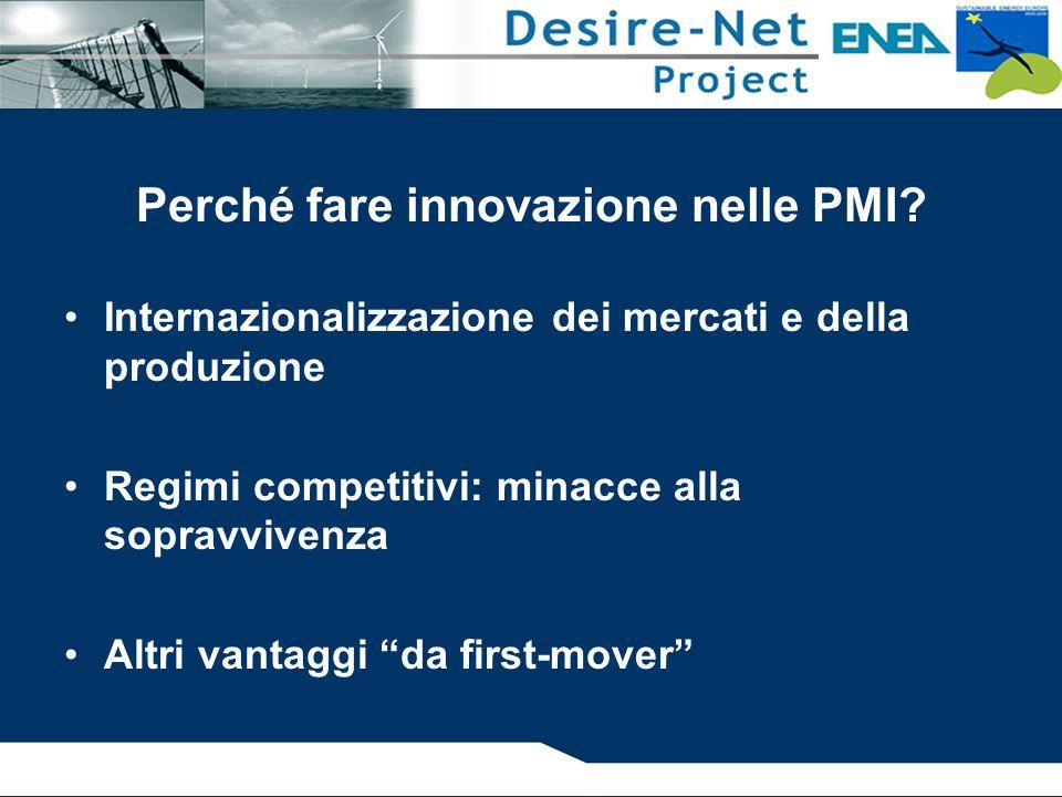 Perché fare innovazione nelle PMI