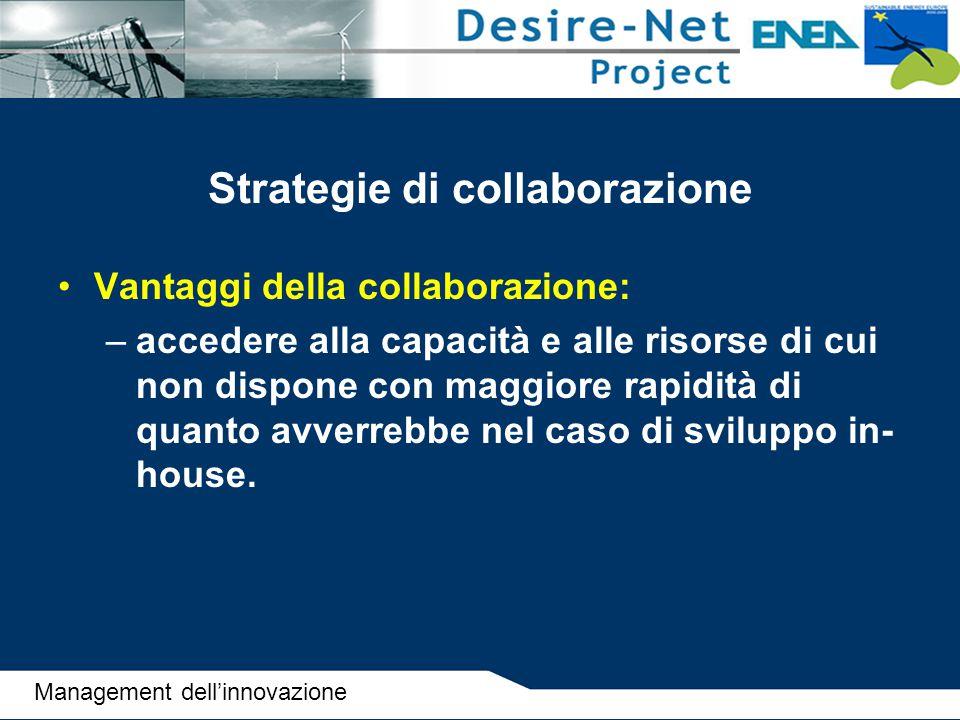 Strategie di collaborazione