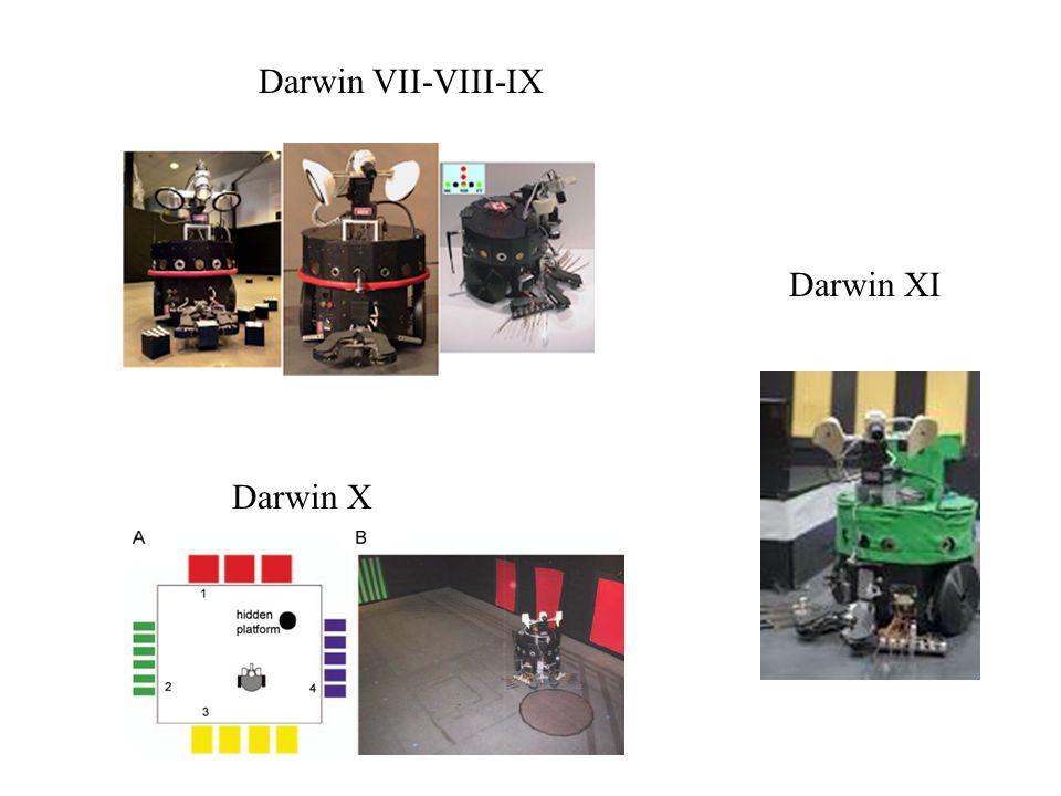 Darwin VII-VIII-IX Darwin XI Darwin X