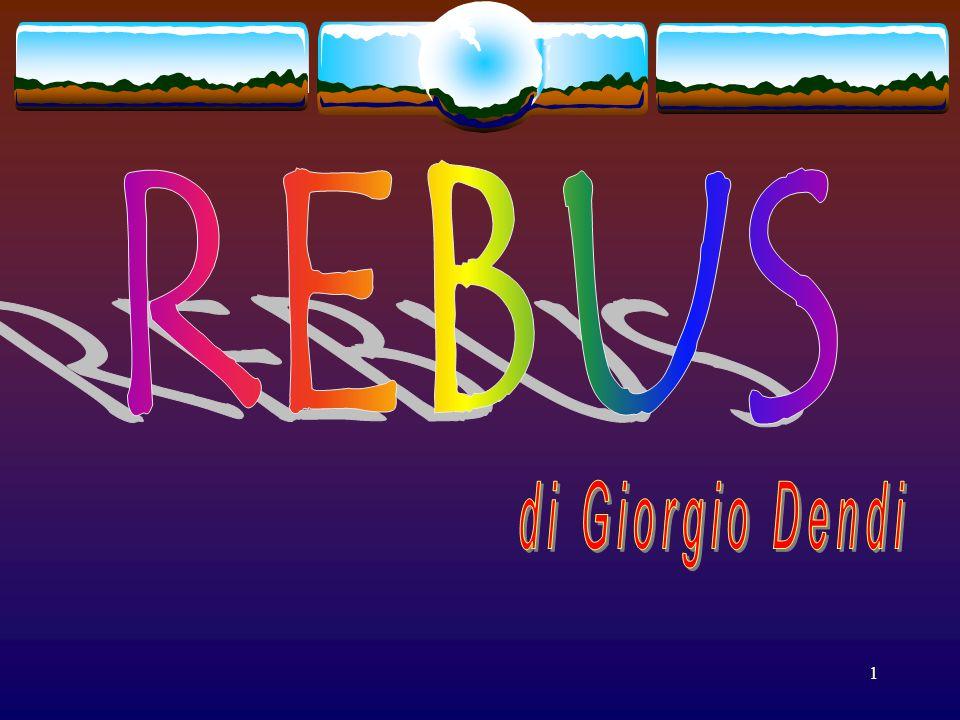 REBUS di Giorgio Dendi