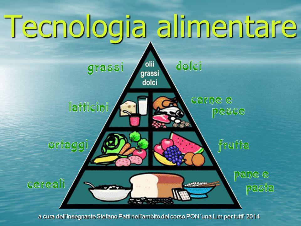 Tecnologia alimentare