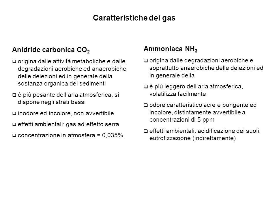 Caratteristiche dei gas