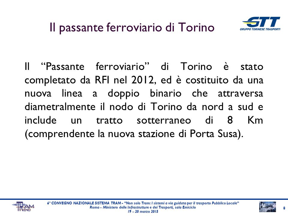Il passante ferroviario di Torino
