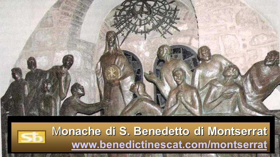Monache di S. Benedetto di Montserrat www. benedictinescat