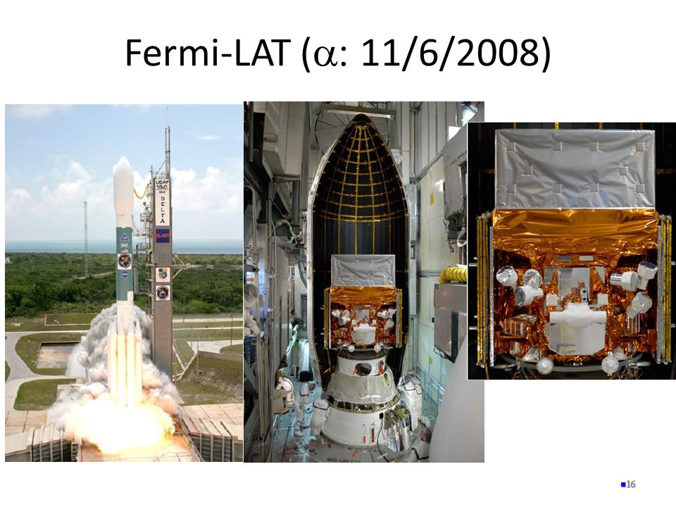 Fermi-LAT (a: 11/6/2008)