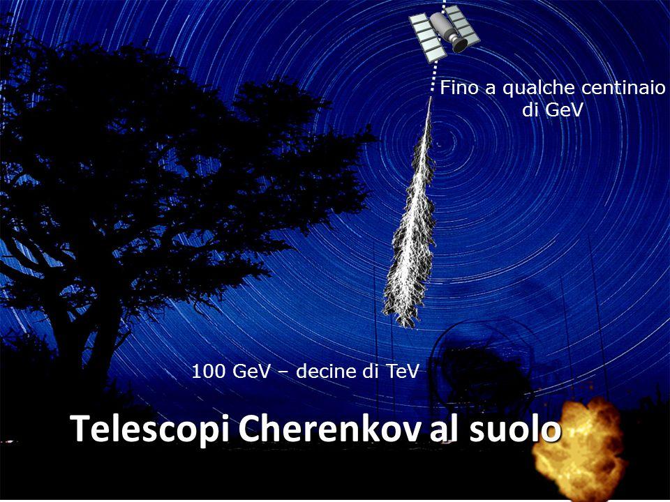 Telescopi Cherenkov al suolo