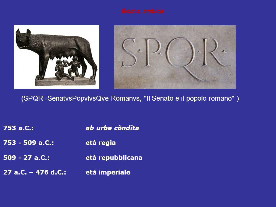 (SPQR -SenatvsPopvlvsQve Romanvs, Il Senato e il popolo romano )
