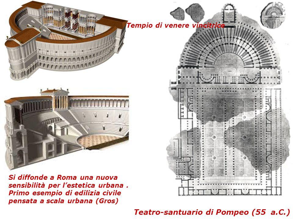 Teatro-santuario di Pompeo (55 a.C.)