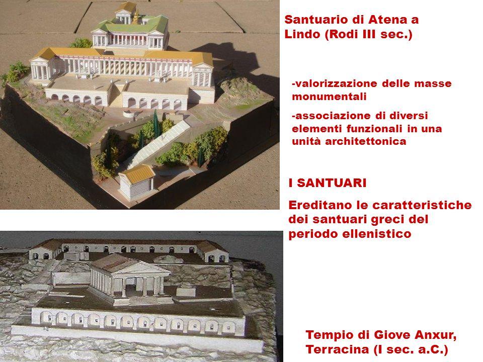 Santuario di Atena a Lindo (Rodi III sec.)