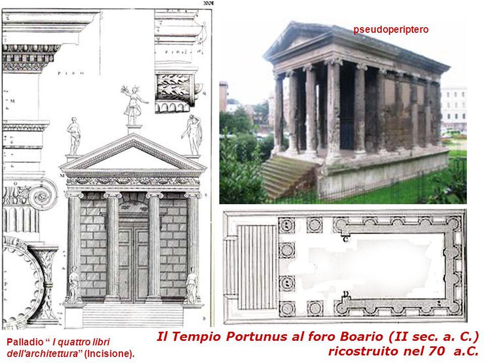Il Tempio Portunus al foro Boario (II sec. a. C.)