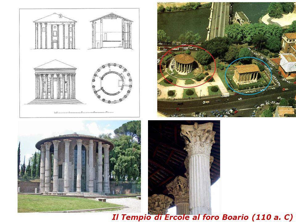 Il Tempio di Ercole al foro Boario (110 a. C)