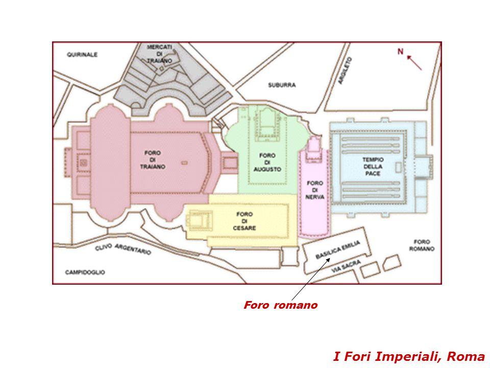 Foro romano I Fori Imperiali, Roma