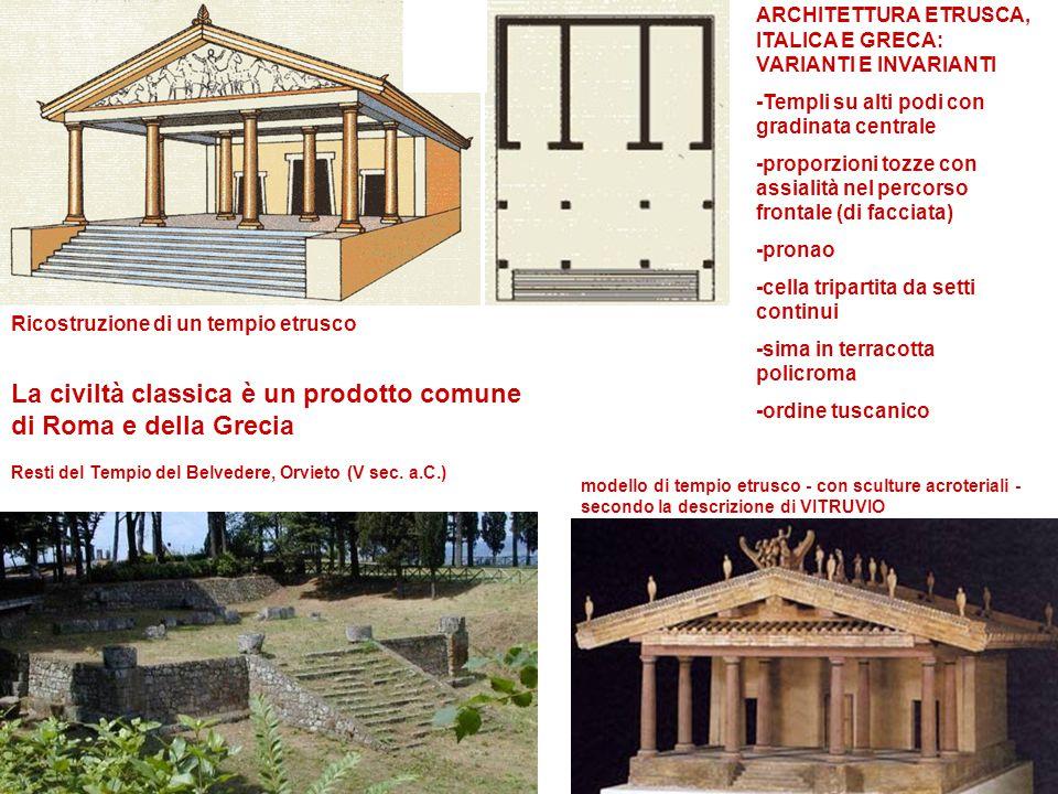 La civiltà classica è un prodotto comune di Roma e della Grecia