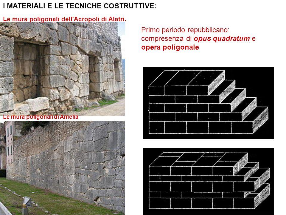 Le mura poligonali dell Acropoli di Alatri.