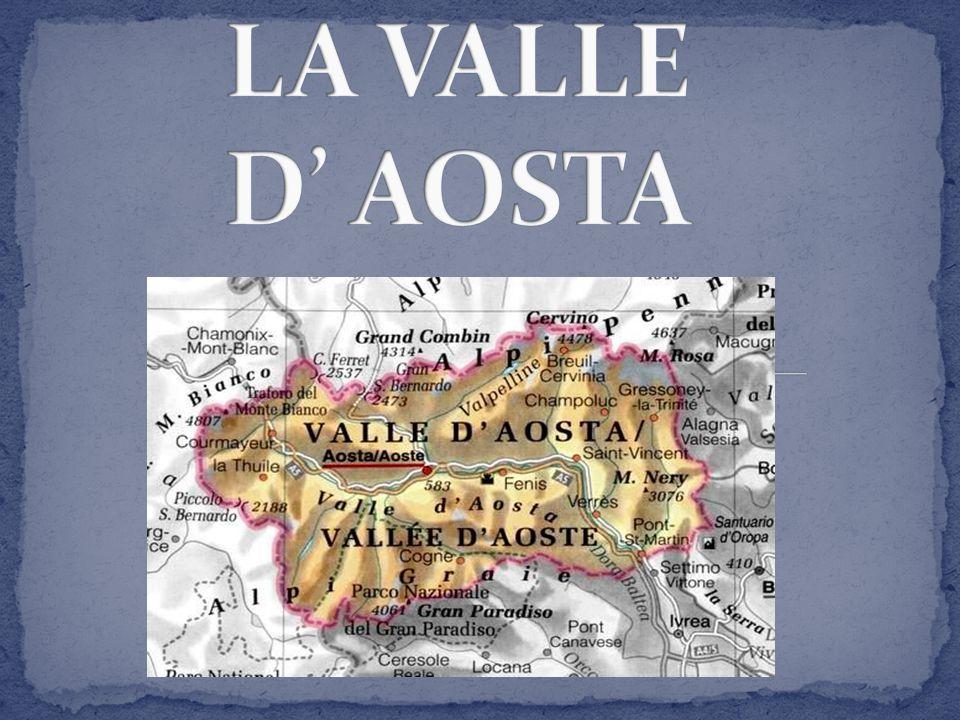 LA VALLE D' AOSTA