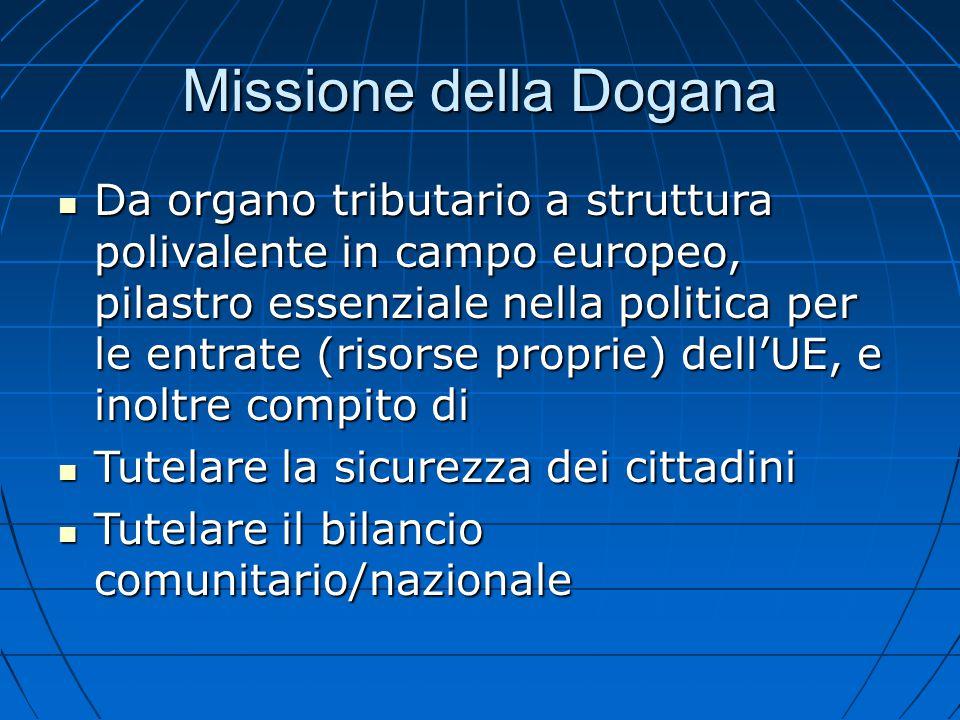 Missione della Dogana