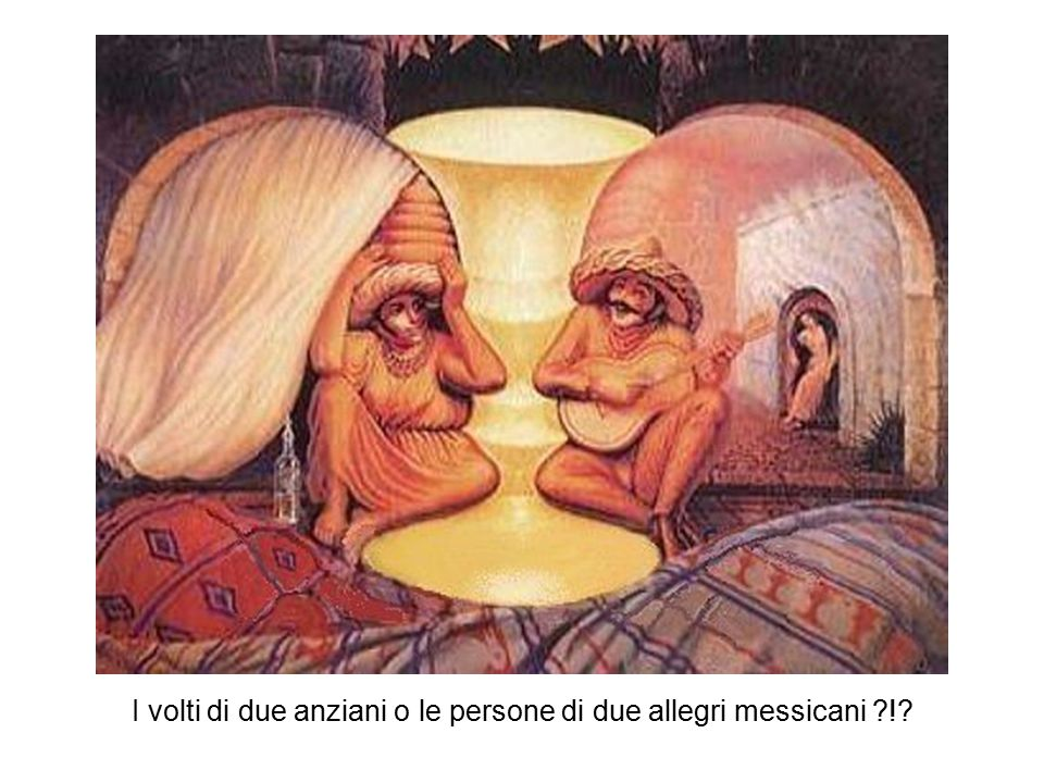 I volti di due anziani o le persone di due allegri messicani !