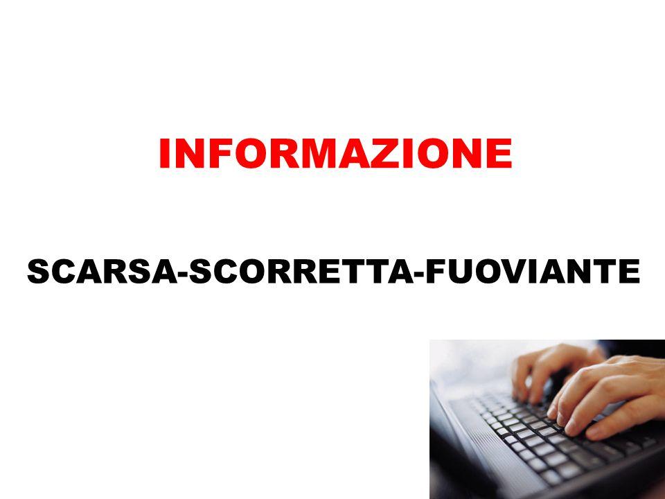 SCARSA-SCORRETTA-FUOVIANTE