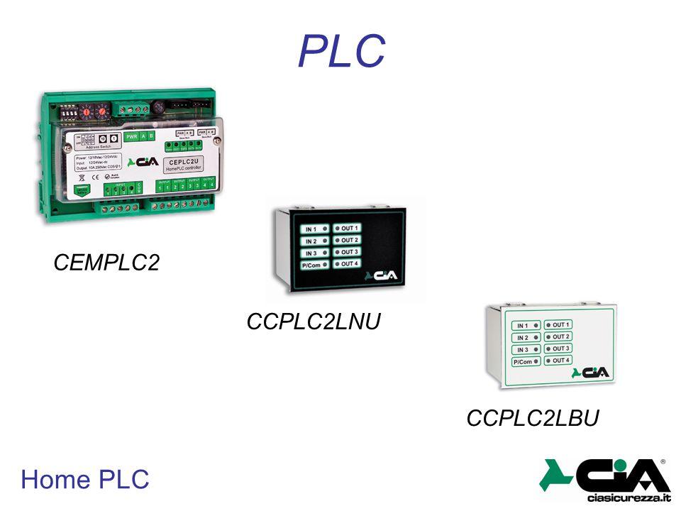 PLC CEMPLC2 CCPLC2LNU CCPLC2LBU Home PLC