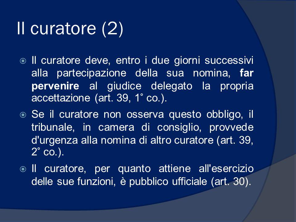 Il curatore (2)