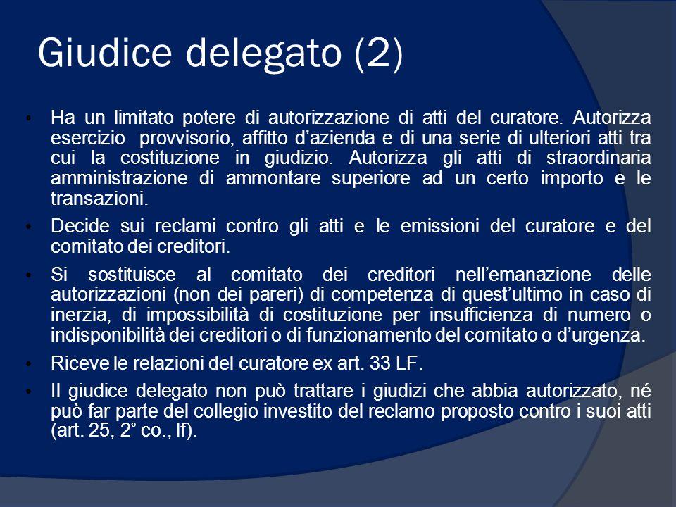 Giudice delegato (2)