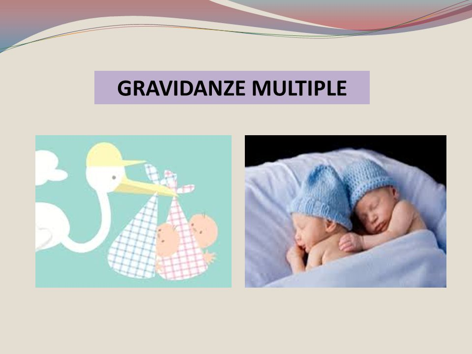 GRAVIDANZE MULTIPLE