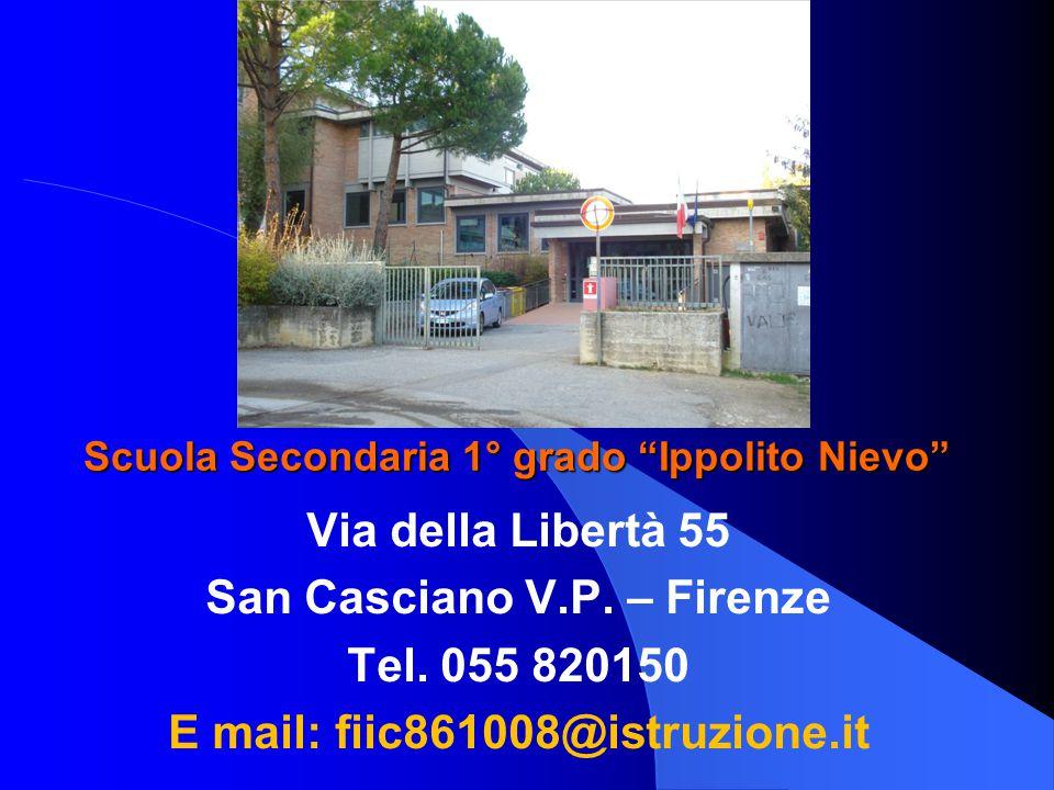 Scuola Secondaria 1° grado Ippolito Nievo