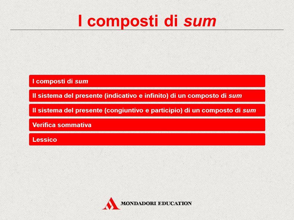 I composti di sum I composti di sum