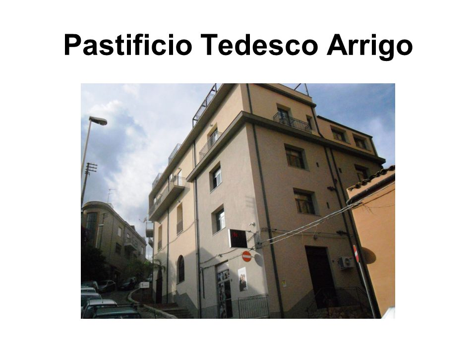 Pastificio Tedesco Arrigo