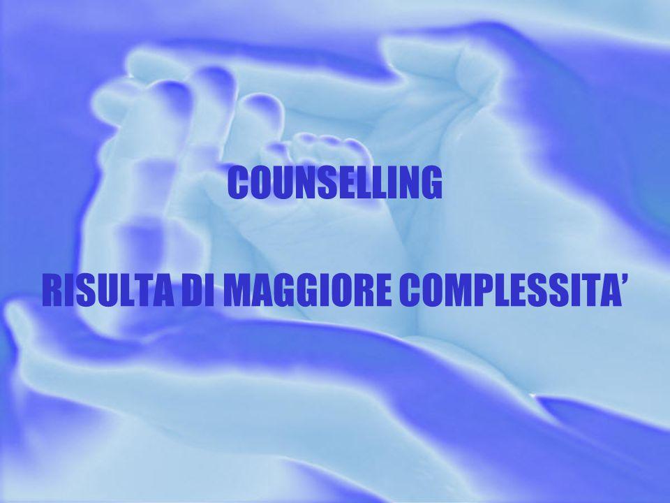 RISULTA DI MAGGIORE COMPLESSITA'