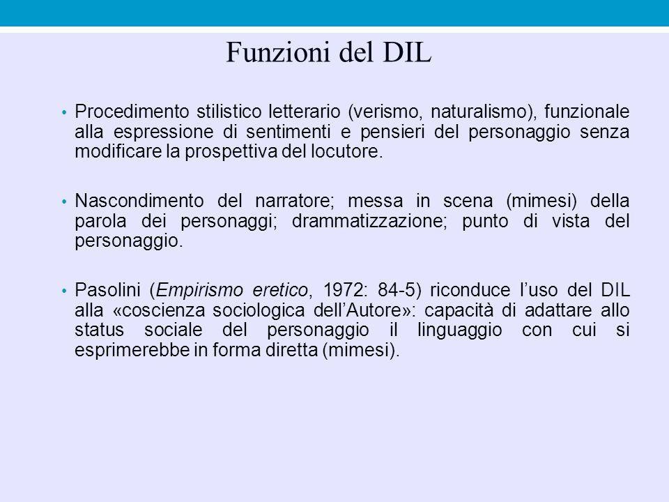 Funzioni del DIL