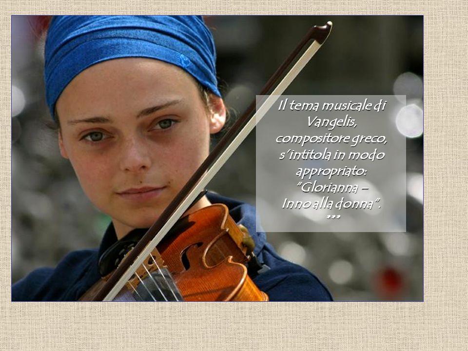 Il tema musicale di Vangelis, s'intitola in modo appropriato: