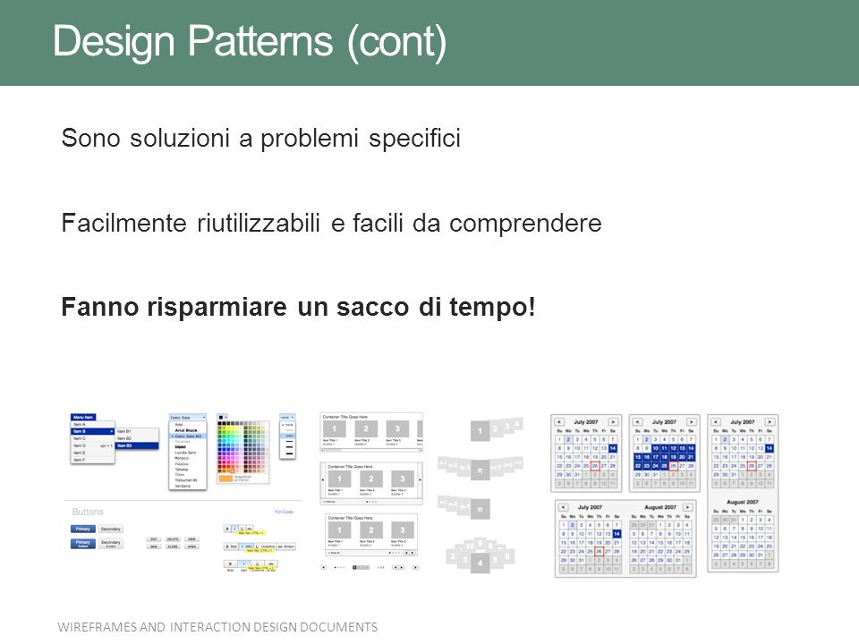 Design Patterns (cont)