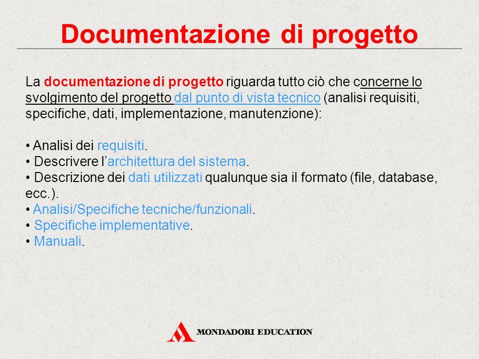 Documentazione di progetto